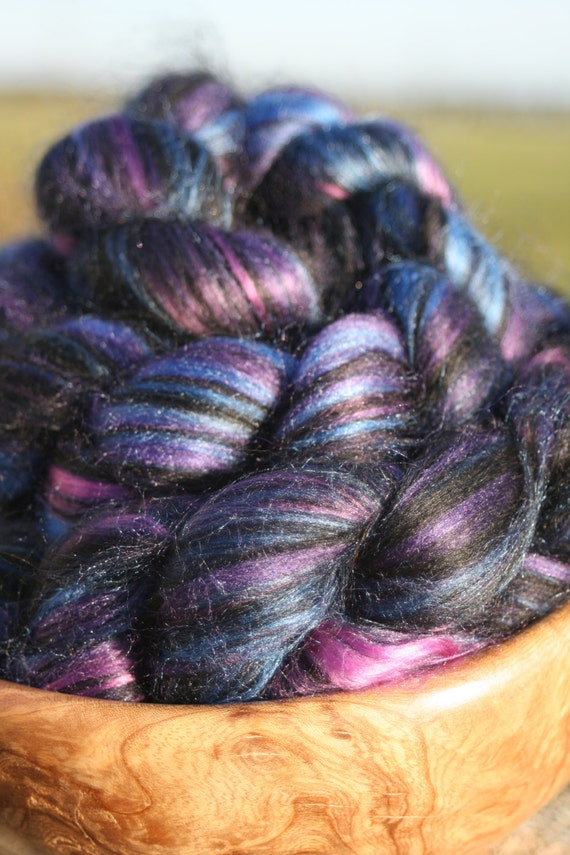 DARK QUEEN - Phat Fiber January 2017 - Faries Theme - 100g