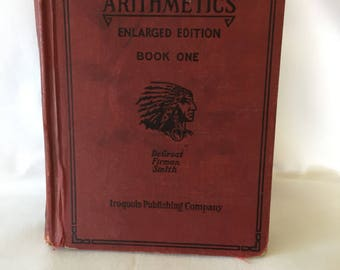 Iroquois Arthmetics Text Book