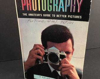 Vintage 1964 Photography magazine/book