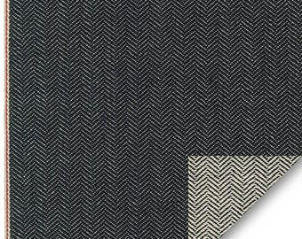 Robert Kaufman SRK-16006-67 Denim Herringbone weave