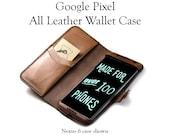 Google Pixel Leather Phon...
