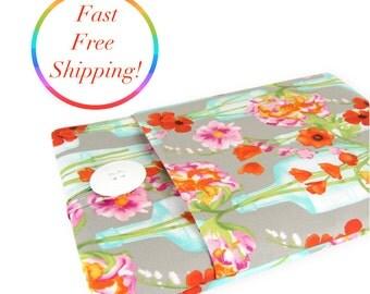 Watercolor Flower Kindle Case, Kindle Paperwhite Case, Kindle Paperwhite Cover, Kindle Cover, Kindle Voyage Case, Kindle Paperwhite Sleeve