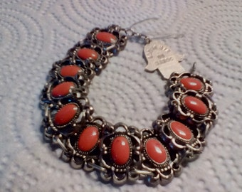 Vintage souvenir du maroc bracelet