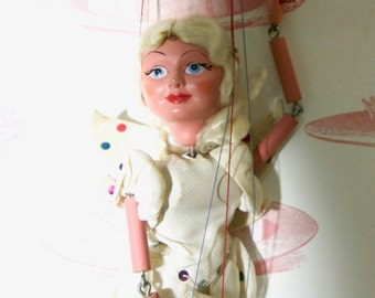 Meet Sabina: An Enchanting Vintage Pelham Fairy Puppet