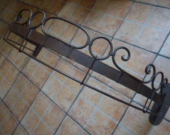 Ciel De Lit, Bed Canopy, Wrought Iron, Large, French. Shabby Chic.