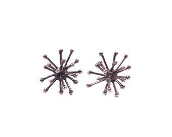 30% OFF// Jacks earrings // sterling silver