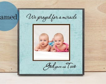 new baby frame twins baby frame custom gif for new baby neutral gift photo frame