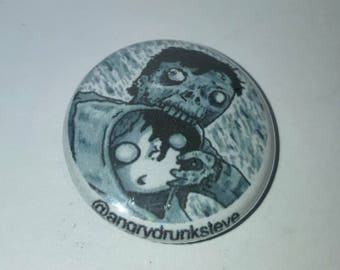 "1"" button or magnet. Return of the Living Dead"