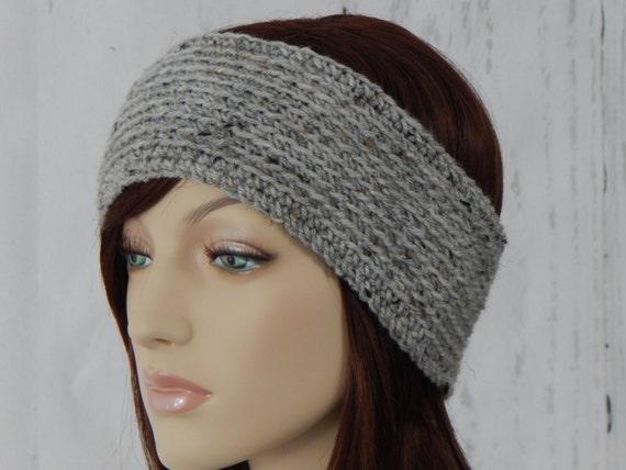 Crochet PATTERN PDF, The Classic Ear Warmer Headband, Winter ...