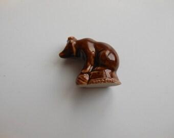 Red Rose Wade Figurine Series 3 (1994-1999) Bear