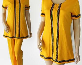 Modern Juniors Pant Suit, Tunic Top, Mini Dress, Flare Leg Pants, Mod Hippie Boho