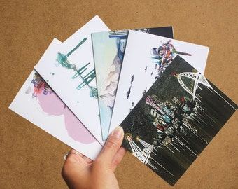 2nd Edition Greeting Card Set