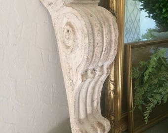 Antique Corbel Architectural Cement Corbel Architectural Salvage