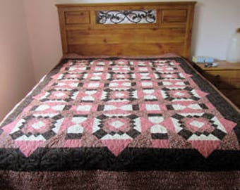 Multi-Color Queen Size Quilt