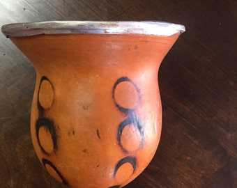 Vintage Gourd Vase