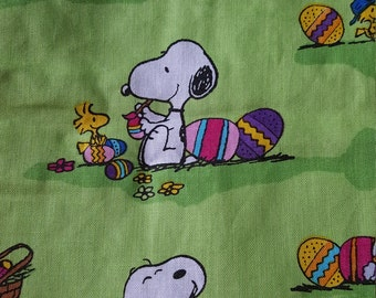 The Easter Beagle,Snoopy and Friends Quilt