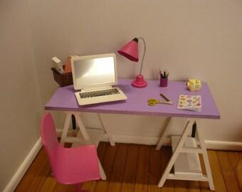 table or desk for blythe pullip , 1:6 scale.