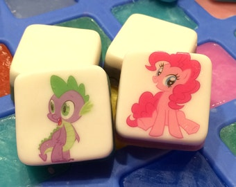 My Little Pony Party - Birthday Party Favors - Classroom Valentines