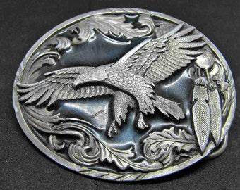 Vintage Eagle belt buckle