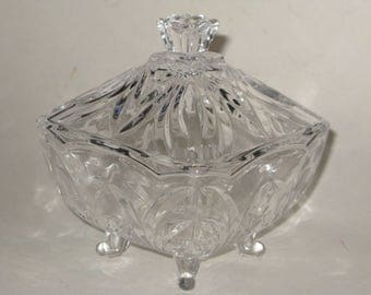 Shannon Crystal Designs Irish Lead Crystal Candy Dish