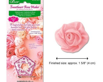 Clover Sweetheart Rose Makers Small