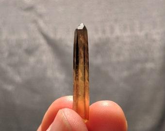 Natural Citrine Crystal w/ Smokey Phantom from the Congo no.67