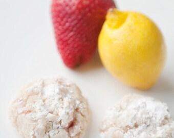 Strawberry Lemonade Cookies Recipe
