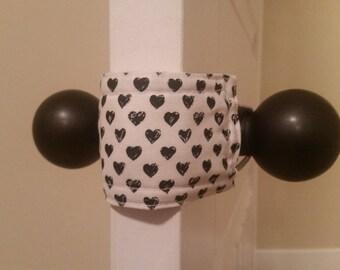 Latchy Catchy Grey Dots Patented By Latchycatchy On Etsy
