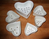 Vintage Heart Cheese Stra...