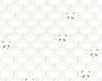 NEW Large Panda Baby Swaddle Blanket || Stretchy Fabric || New Baby || Extra Roomy