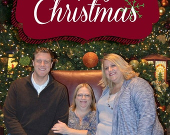 Christmas Photo Cards - Newsletter Style