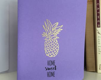 Pineapple Housewarming Congrats Card