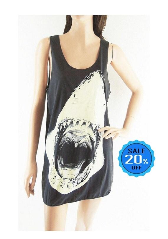 Shark tank top jaws shirt sale thirt tumblr shirt women tank for Shark tank t shirt printing