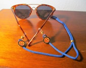 Reserved for Micheal Vintage Chicago Cubs Pro Sport Cord for Eyeglasses 1980