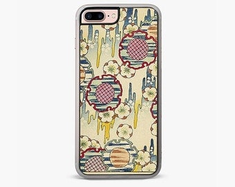 Melting Floral iPhone 7 Case, Japanese design iPhone 7 Plus Case iPhone case, iPhone 6s case, iPhone 6 plus cover