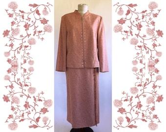 "Vintage ""Sportalm Kitzbühel"" Suit (jacket and skirt)"