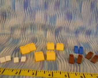 """Lego Replacement """"Feet"""" - 8 Pairs   #L-2"""