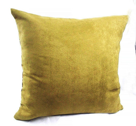 Olive green pillow Olive green throw pillows Olive green