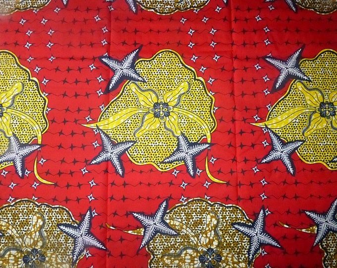 African Print Cotton Fabric For Dressmaking and Craft Making/Ankara Print Sold By The Yard162335736670