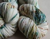 Dyed to Order - Woodland - Hand Dyed Yarn - 100% Superwash or Non-Superwash Merino
