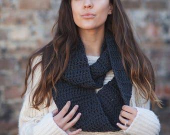 Pdf scarf pattern crochet cowl women's winter accessories  hat