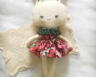 Lola Bunny, handcrafted doll