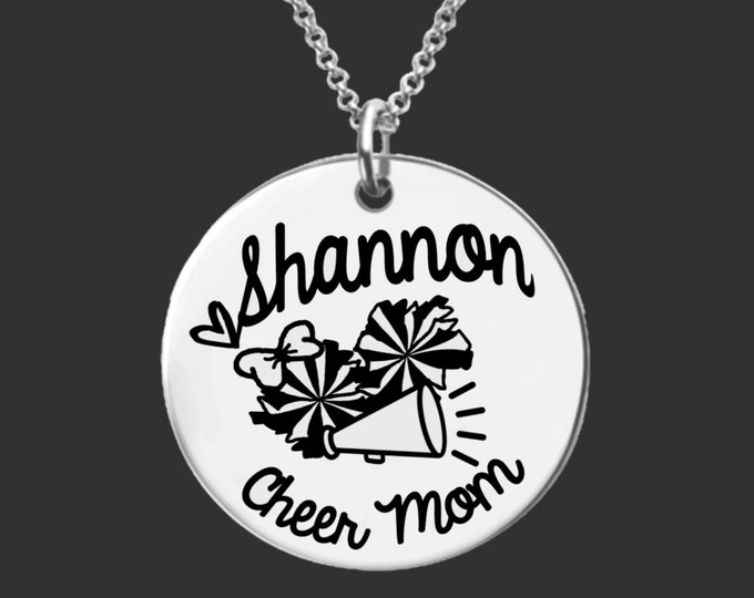 Cheer Mom | Team Mom | Mother's Day | Gifts for Mom | Gifts for Mom | Personalized Gifts | Korena Loves