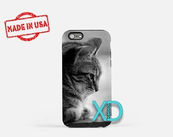 Cat  iPhone Case, Kitten iPhone Case, Cat Animal iPhone 8 Case, iPhone 6s Case, iPhone 7 Case, Phone Case, iPhone X Case, SE Case