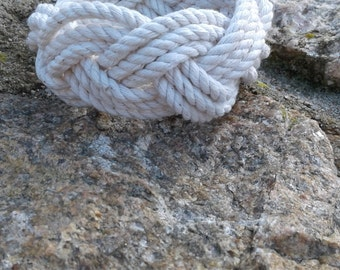 Marlinspike Rope Bracelet