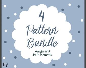 Four Pattern Bundle!