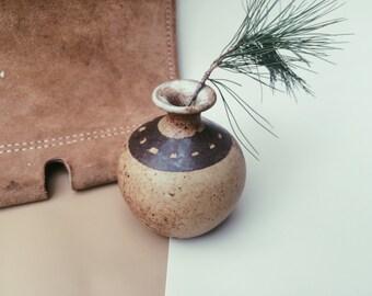 Mid Century Weed Pot Vase