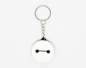 Baymax Keychain
