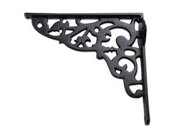 ivy large wall bracket pattern rustic