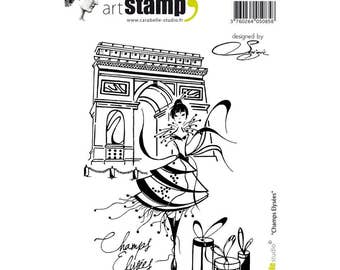 Carabelle Studio Art Stamp - Champs Elysees